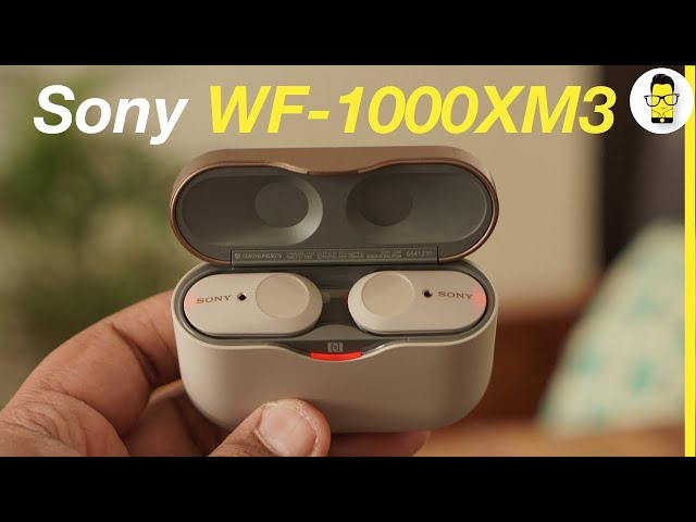 Sony WF-1000XM3 review - better sound than AirPods Pro | the noise cancelling TWS earbuds to beat
