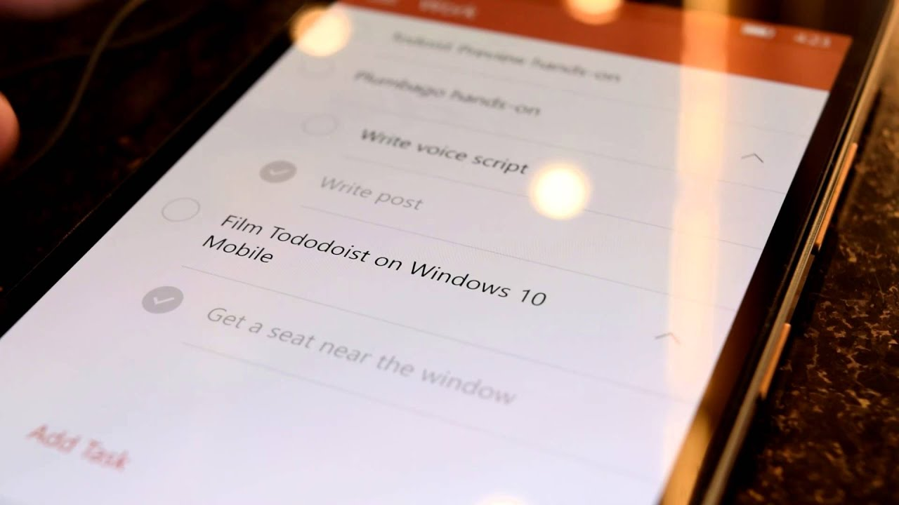 Hands-on with Todoist Preview for Windows 10 and Windows 10 Mobile