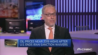 Trump wants oil price contained going into 2020 vote, strategist says | Squawk Box Europe