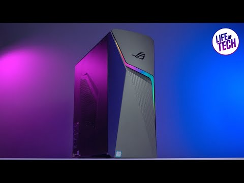 Simply Stunning! ASUS ROG Strix GL10CS Desktop Gaming PC - Impressions / Review