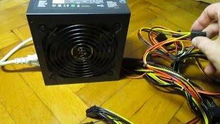 Блок питания AeroCool VP-750 750W обзор № 10