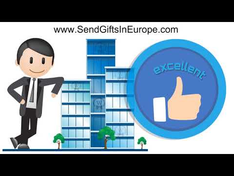 How to Send a Gift Basket to Europe | Gifts Delivery Services Europe