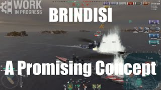 IT CA Brindisi [WiP] - A Promising Concept