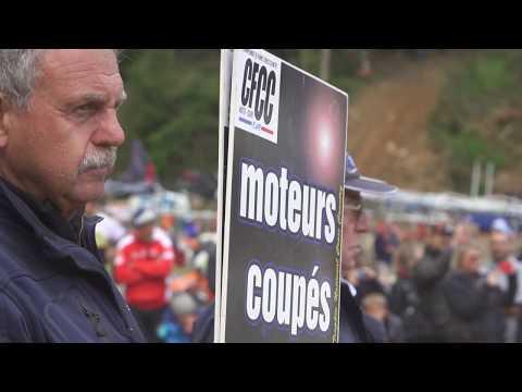 CFCC 3 St Pons de Thomieres Motos