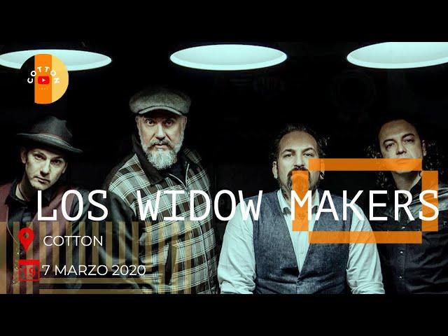 Los Widow Makers en directo en Cotton Club Bilbao  Burn in hell