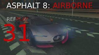 Asphalt 8 Airborne Knockdown Tokyo DS Survolt Class B Season 4 Episode 31