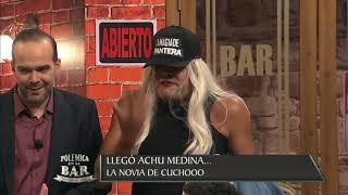 Asuncena, la novia de Chucho llegó a #PolémicaPy