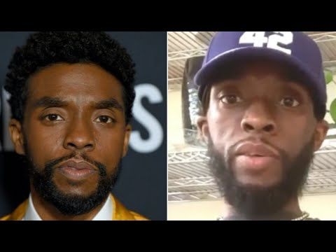 Black Panther Fans Are Worried About Chadwick Boseman S Dramatic Weight Loss Youtube