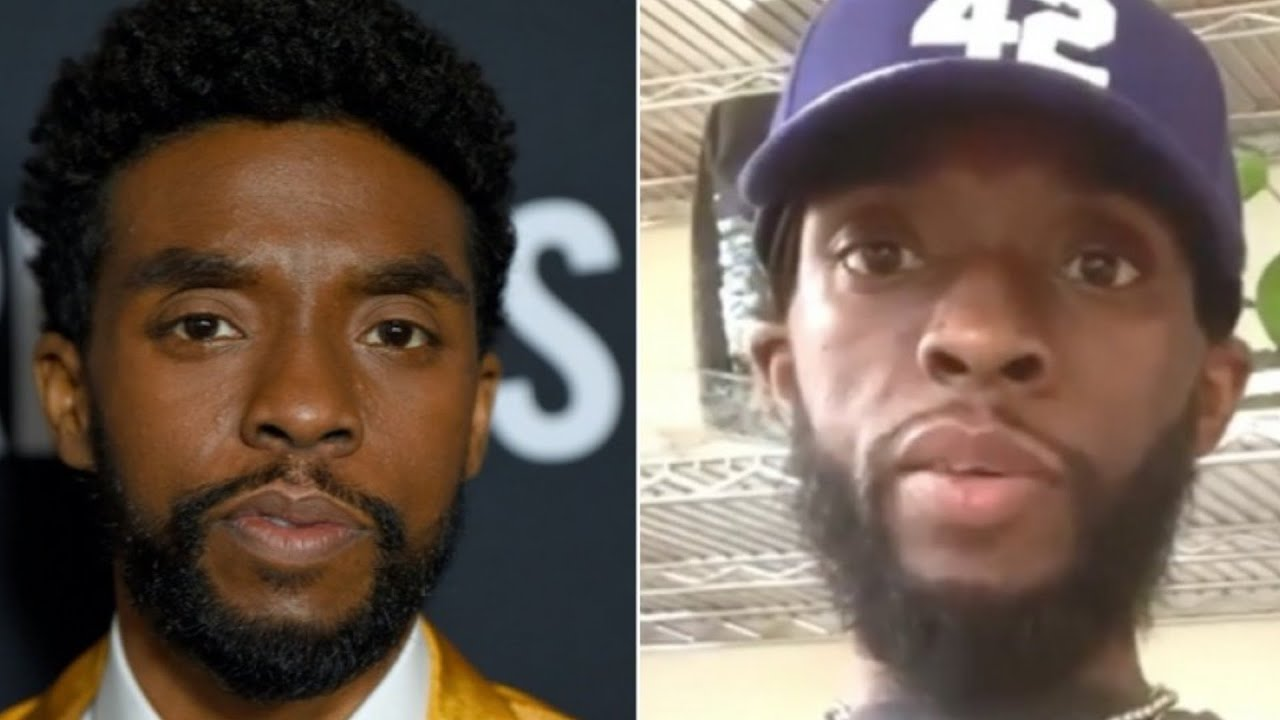Black Panther Fans Are Worried About Chadwick Boseman's Dramatic Weight Loss
