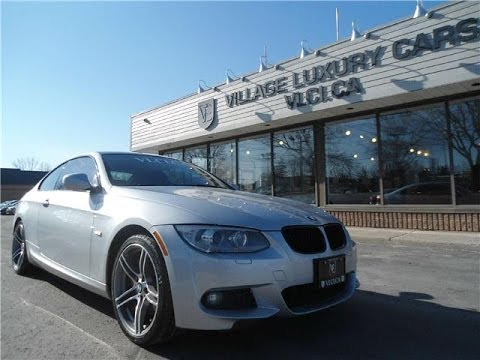 2011 BMW 335i xDrive in review  Village Luxury Cars Toronto  YouTube