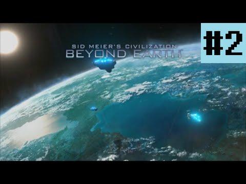 Sid Meier's Civilization: Beyond Earth w/ Lunar (Episode #2) - Lunar's Fancy Land! |