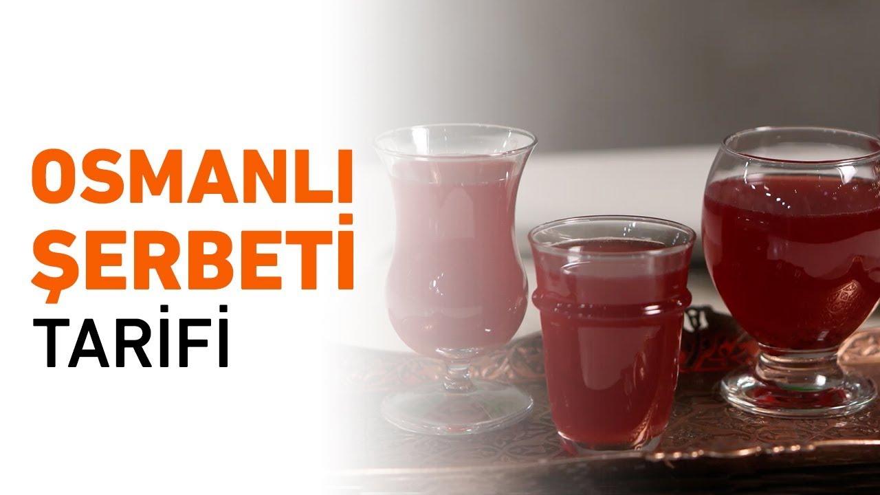 Osmanlı Şerbeti Tarifi