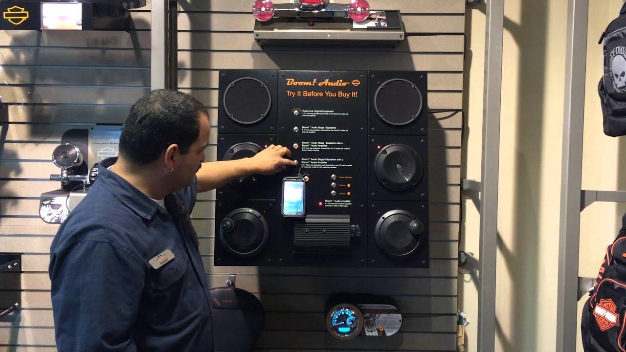Boom Audio Stage II W Amp
