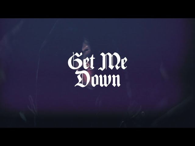 A-N-T - Get Me Down (ft. Grizz)