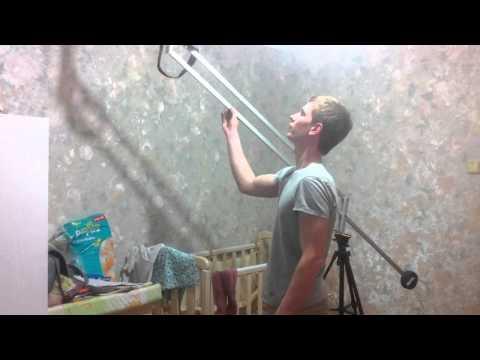 Кран для камеры своими руками! (как сделать стедикам)