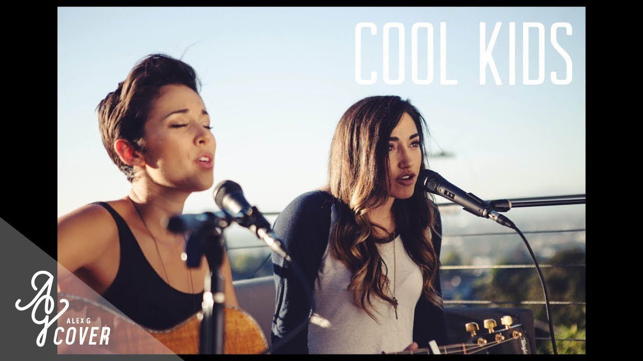 Echosmith - Cool Kids (Alex G & Kina Grannis Acoustic Cover) - YouTube