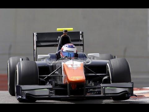 René Binder, GP2 Monaco Grand Prix 2015, Monte Carlo, Monaco, Europe