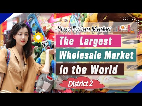 China Sourcing 2021  Yiwu Wholesale Market Guide   District 4  Hardware, Bags, Kitchenware