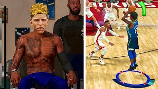 Lamelo Ball 92 point Challenge | CHEAT CODE JumpShot?!? | NBA 2k20 MyCareer #22 Best Build Ever