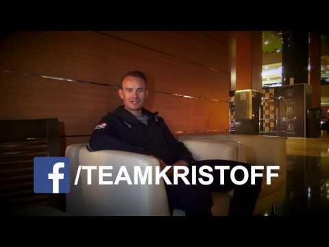 Alexander Kristoff 2017 - Team Kristoff, intervju