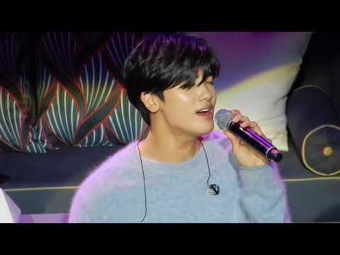 [11.11.2017] Park Hyung Sik 박형식 Fanmeet in Manila - Two People 사람 (OST The Heirs)