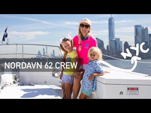 Bahamas 2019 Nordhavn 59CP – Nordhavn Yachts