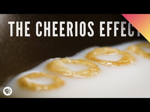 The Cheerios Effect