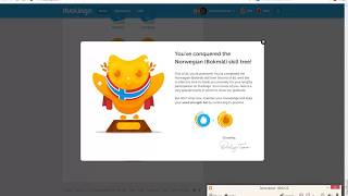 Duolingo Norwegian Final