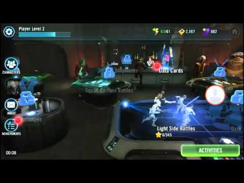 Star Wars Galaxy Of Heroes: Reset Guest Account (root Only)