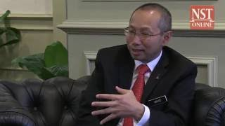 Up close with Datuk Seri Abdul Wahid Omar - Part 2