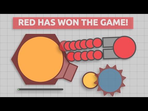 I AM A DOMINATOR! WINNING MULTIPLE DOMINATION GAMES! (Diep.io Domination)