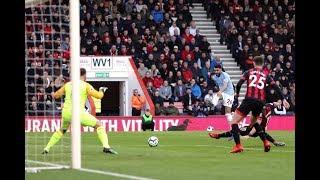 борнмут - Манчестер Сити 0:1 Обзор матча HD