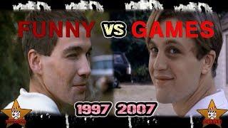 """ORIGINAL VS REMAKE """"FUNNY GAMES"""" (con spoilers)   #OriginalVsRemake"""