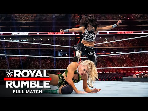 FULL MATCH - Bayley vs. Lacey Evans – SmackDown Women's Championship Match: Royal Rumble 2020