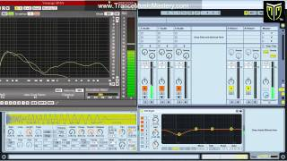 How To Mix Kick And Bass - Part 3 of 3 - Ableton Live Tutorial - Voxengo SPAN