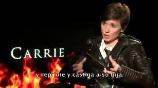 Kimberly Peirce - Carrie (2013) - Entrevista