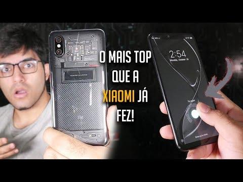 Com Xiaomi Mi 8 Explorer! O Smartphone mais TOP que a XIAOMI Já fez - Unboxing e Impressões