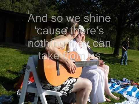 Shine by Transatlantic with Lyrics.