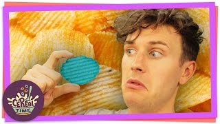 Weird Crisp (Chip) Flavour Experiment | Cereal Time