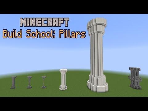 Build School: Pillars!