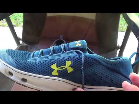Under Armour Kilchis (fishing shoes)