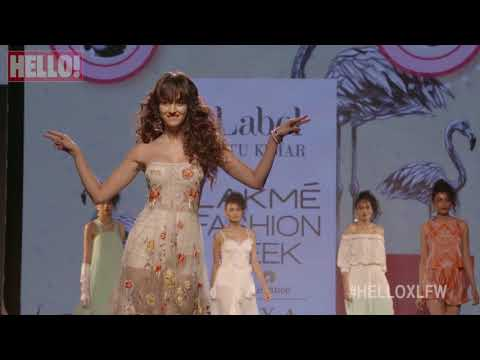 Highlights from Lakme Fashion Week - Autumn/Winter 2017