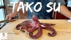 Tako Su | Fresh Sunomono, Octopus Salad