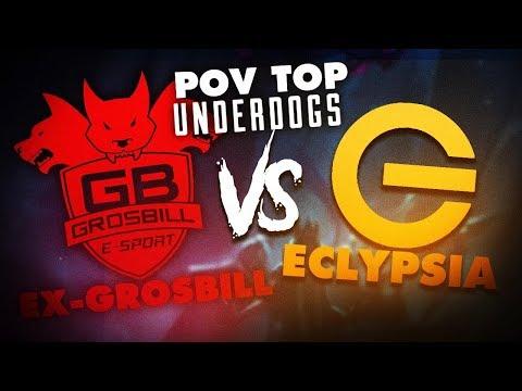 UNDERDOGS : ECLYPSIA VS. EX-GROSBILL