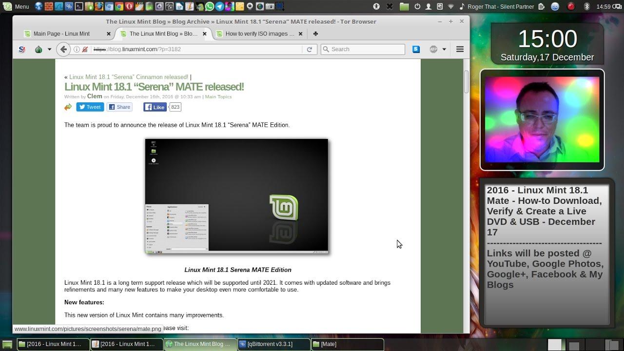 linux mint mate 17 32 bit download