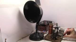 radio dos triodos