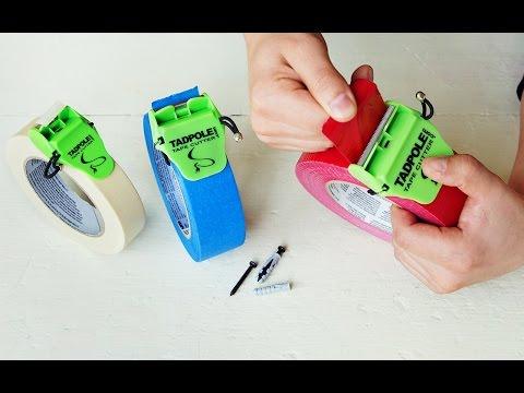 Tadpole | Tape Cutter