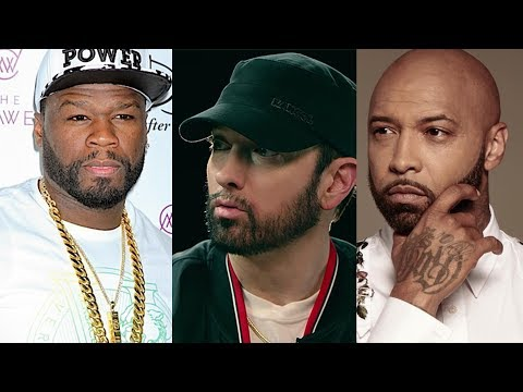 50 Cent Threatens Joe Budden Over Eminem Comments... I Owe You An A** Whooping Joe