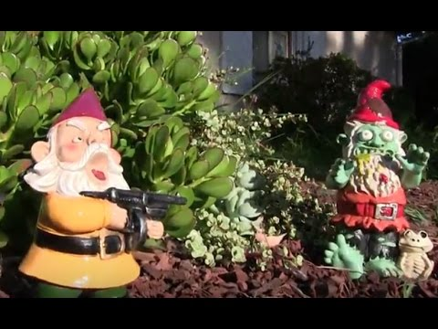 Garden Gnomes! - YouTube