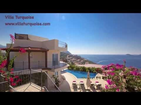 Kalkan Villas | Villas in Kalkan Turkey